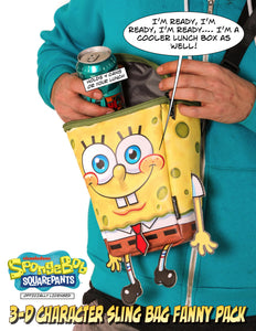 FYDELITY- Sling Bag: NICK Spongebob