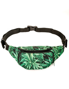 FYDELITY- Bum Bag: Weed