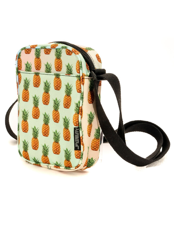 FYDELITY- Sidekick Brick Bag:  Pineapple - Fydelity