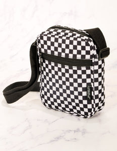 FYDELITY- Sidekick Brick Bag:  INDY Black