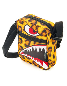 FYDELITY- Sidekick Brick Bag: FLYING TIGER Cheetah