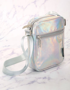 FYDELITY- Sidekick Brick Bag: Metallic Laser