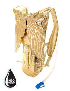FYDELITY- Hydro Pack: WINGS Metallic Gold