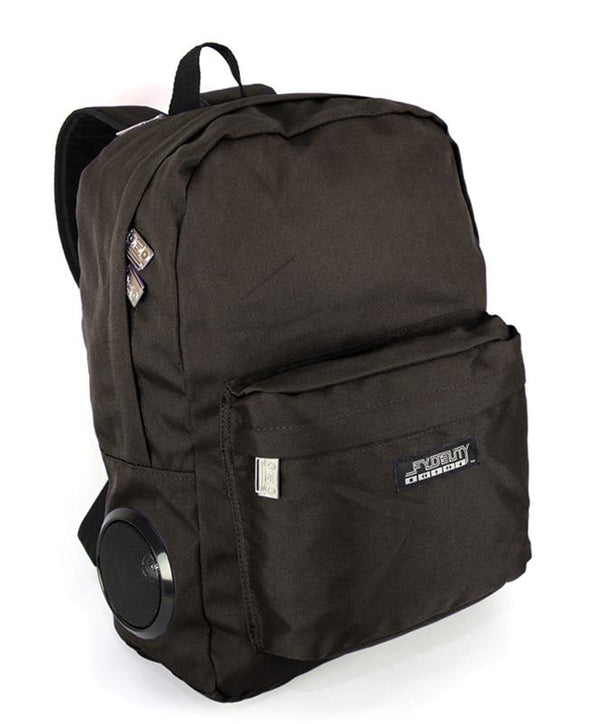 FYDELITY- Daily Daytripper Backpack -  BLACK - Fydelity
