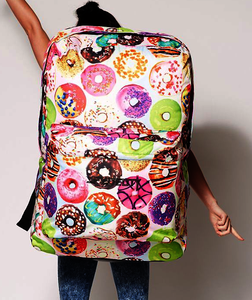 FYDELITY- BIG A$$ Backpack- Donuts