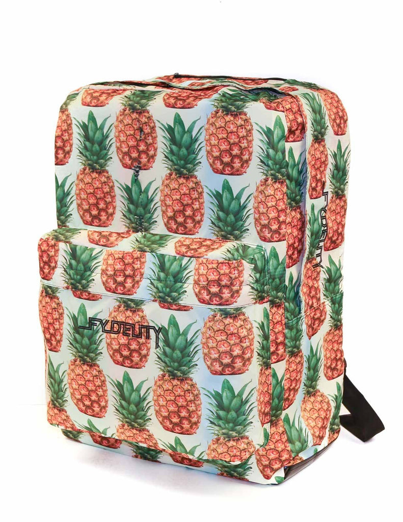FYDELITY- BIG A$$ Backpack- Pineapple - Fydelity