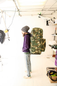 FYDELITY- Big A$$ Backpacks- Camo