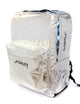 FYDELITY- Big A$$ Backpacks- Silver Metallic