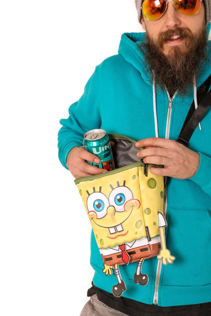 83340: Sling Bag: NICK Spongebob