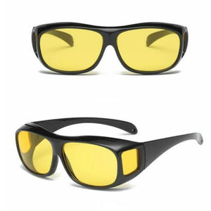 HD Night Driving Glasses - Anti-Glare Polarized