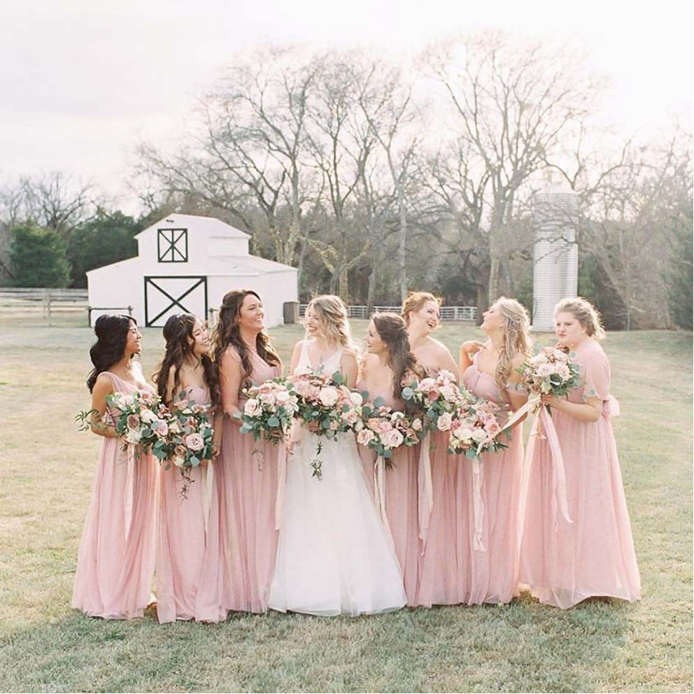 Where to Buy Cheap Bridesmaid Dresses?