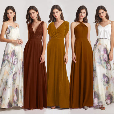 Essential Elements for Modern Bridesmaid Dresses