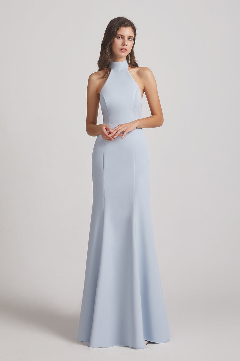 long mermaid  maids of honor dresses