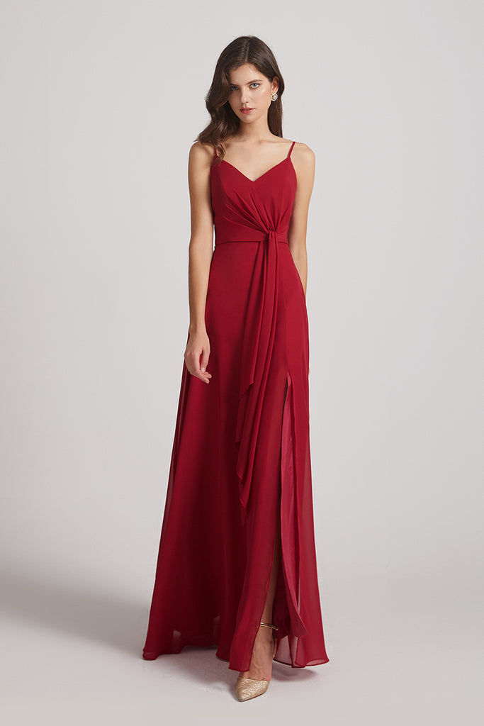 Elegant Chiffon Bridesmaid Dresses