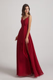Cheap Chiffon Bridesmaid Dresses
