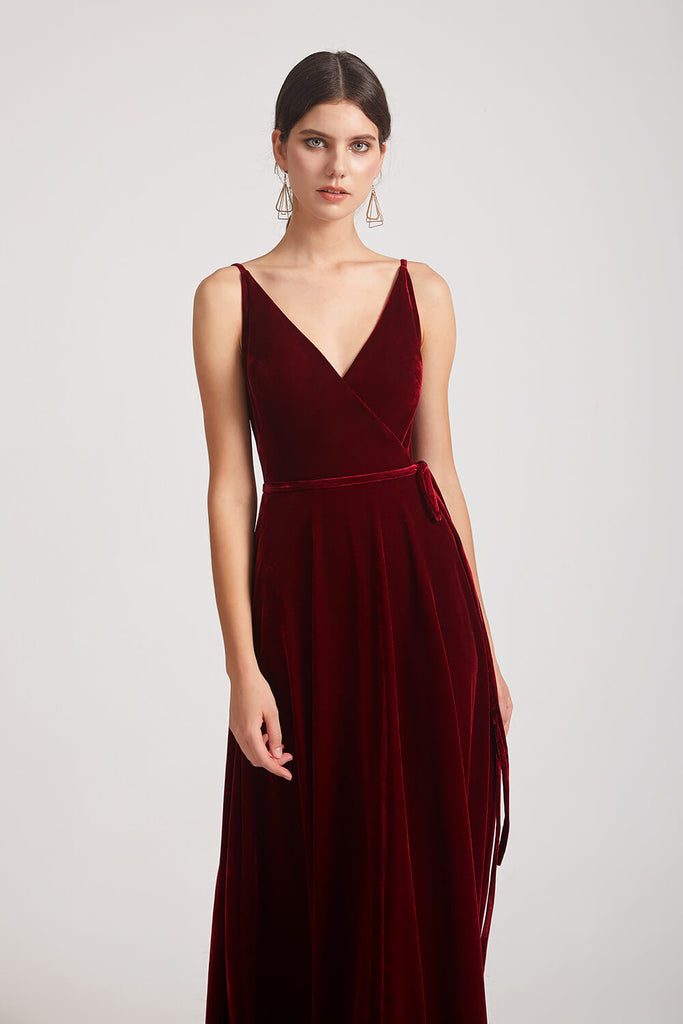 Stretch Velvet Gowns