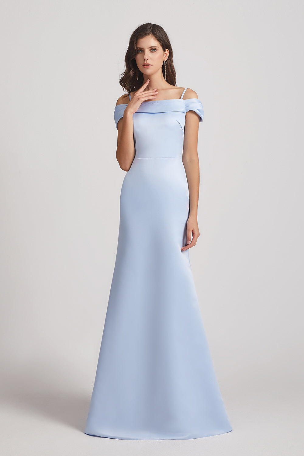 Trumpet Bridesmaid Dresses