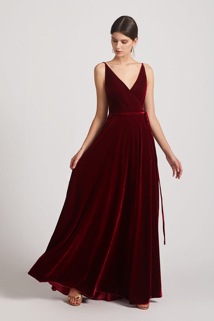 Cheap Velvet Formal Gowns