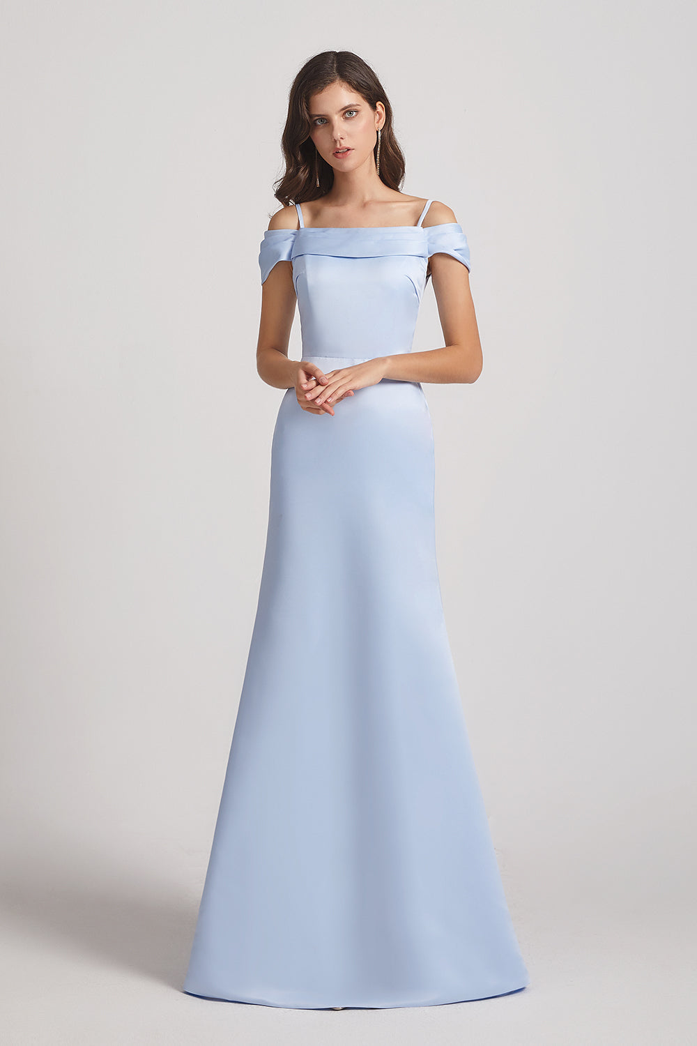 Trumpet Wedding Bridesmaid Dresses