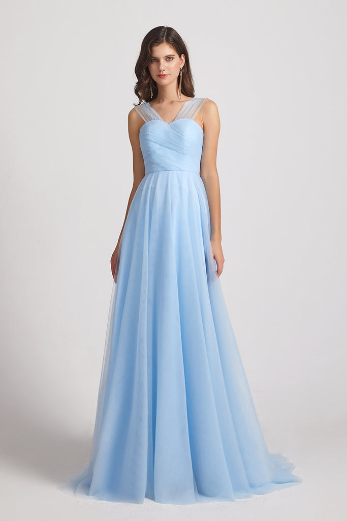 tulle convertible bridesmaid dresses