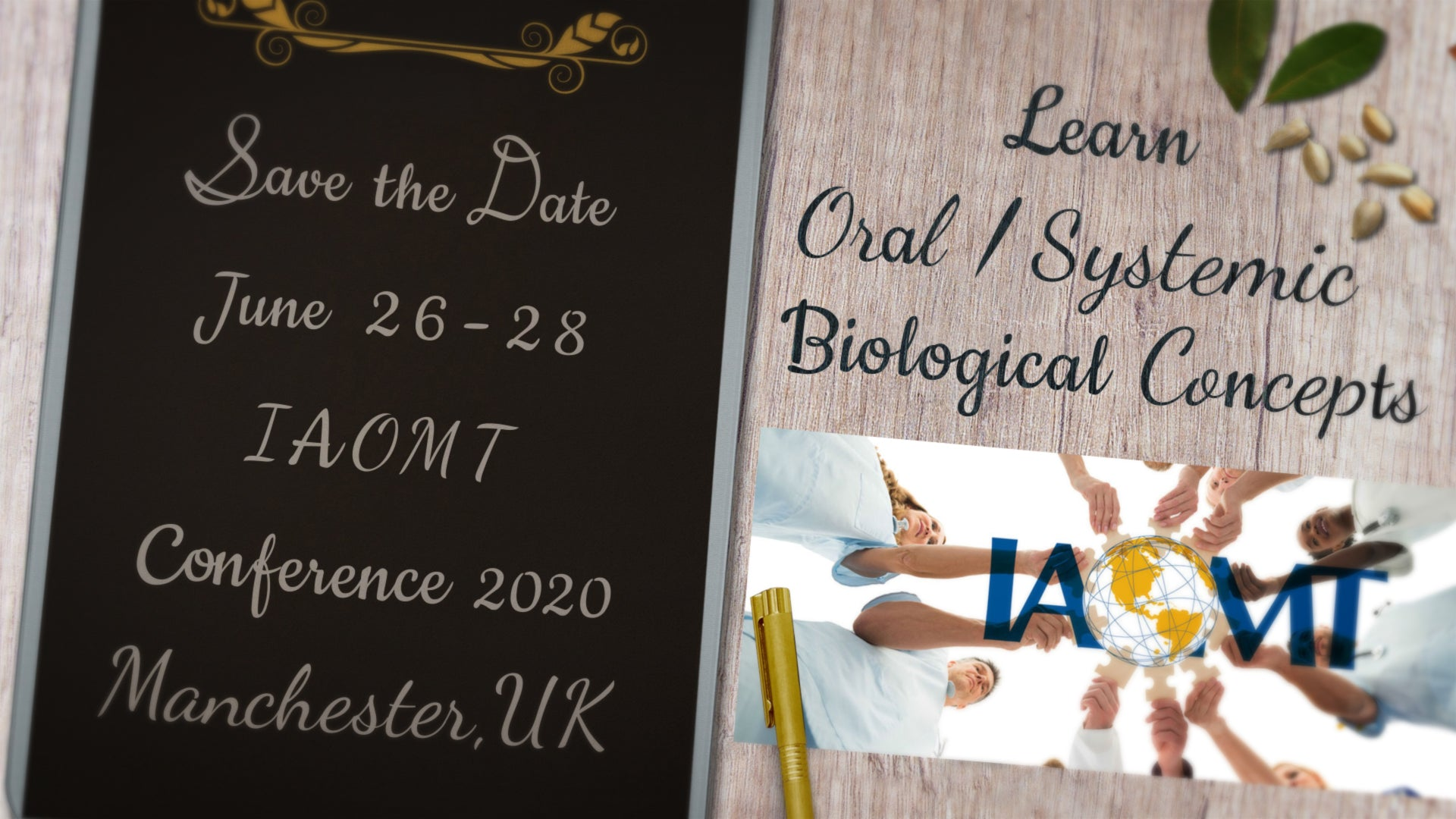 Annual Scientific Conference : Oral / Systemic Biological Dentistry