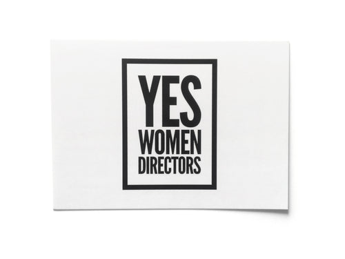 YES WOMEN DIRECTORS Postcard Pack