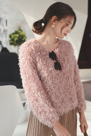 Shaggy Tops [Pink]