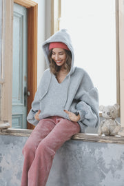 Oversize Pullover [Grey]
