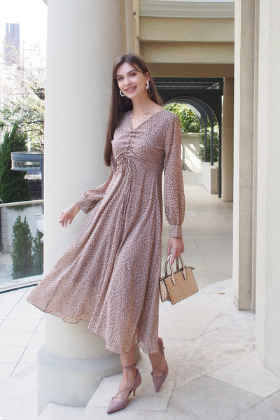 Romantic Chiffon Dress