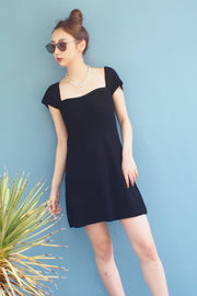 Summer Knit Mini One-Piece