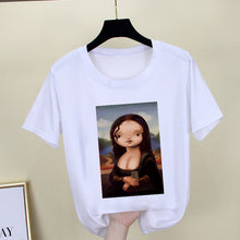 Load image into Gallery viewer, Its Mona Lisa Bitch T shirt