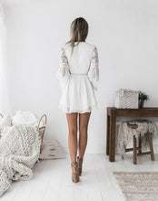 Load image into Gallery viewer, Bohemian child mini dress