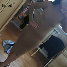 Load image into Gallery viewer, Midi Bodycon Dress