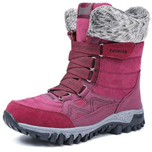 Load image into Gallery viewer, Fur Snow Boots
