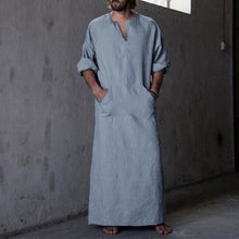 Load image into Gallery viewer, Mens Kaftan Robe