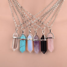 Load image into Gallery viewer, Shawomen Crystal Necklaces