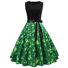 Load image into Gallery viewer, Rocka Pin Up Dress Women