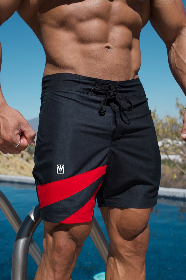 Boarshort limited edition Negro