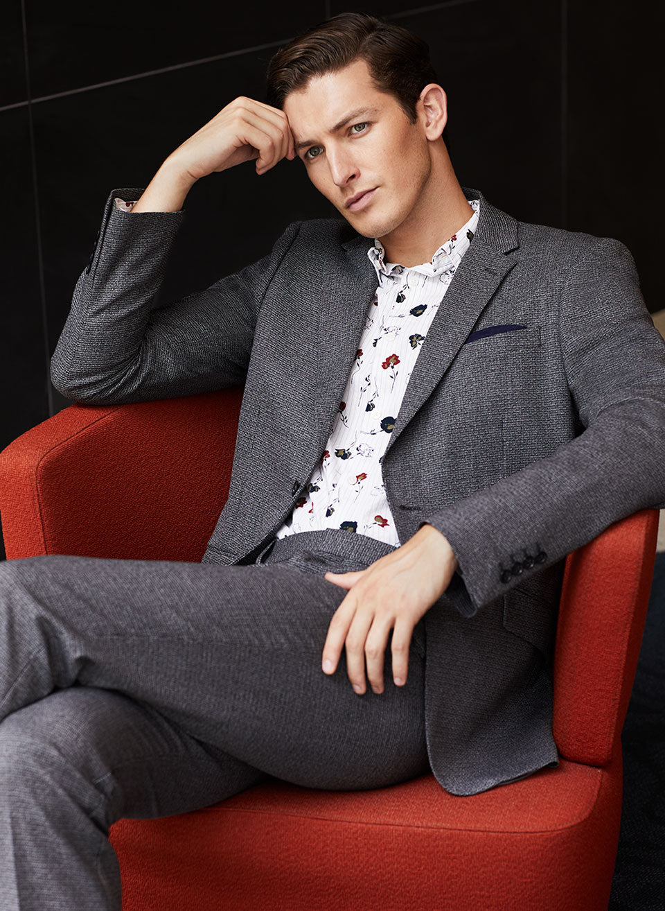 HOLIDAY SUITING   SHOP NOW