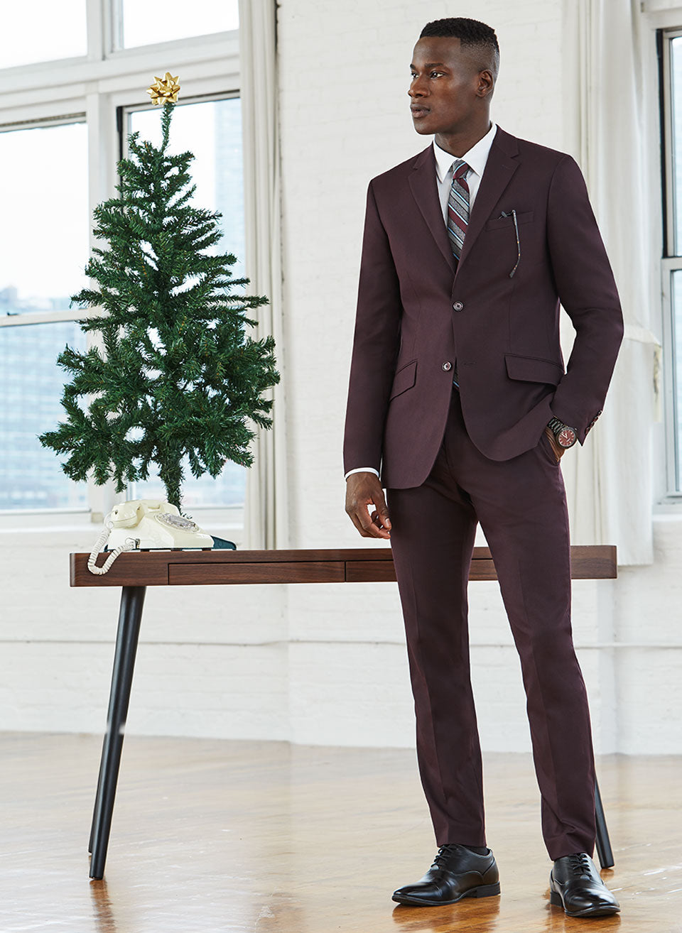 HOLIDAY SUITING | SHOP NOW