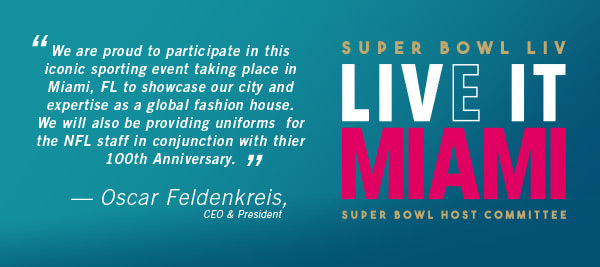 Super Bowl LIV - LIVE IT MIAMI