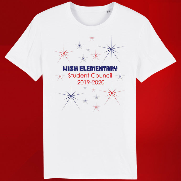Alert: Last 24 hours to Purchase Student Council 2019-2020 Shirt E.S.
