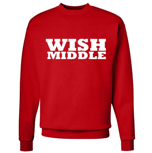 WISH Middle Crewneck Sweatshirt