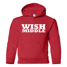 Load image into Gallery viewer, WISH Middle School Pullover Hoodie Sweatshirt