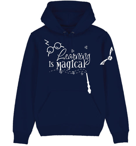5th Grade Class Hoodie Learning is Magical!