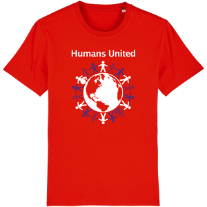 """Humans United"" T-shirt"