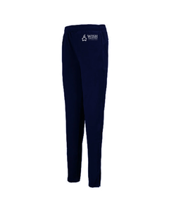 "WISH Community Tapered Leg Sweatpants ""jogger pants""  - Men [Navy Blue]"