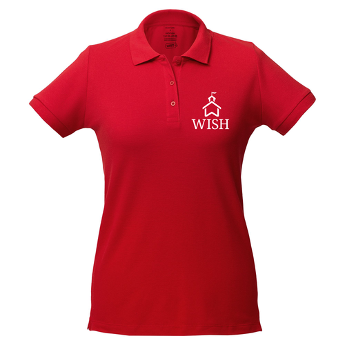 WISH Logo Fitted Polo