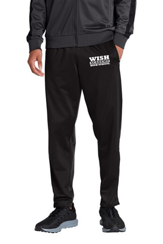 WISH Academy Men's Tapered Leg Athletic Active Pant