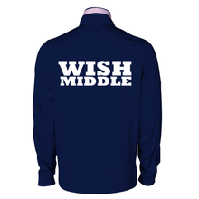 Load image into Gallery viewer, WISH MIDDLE School Full Zip Sport Jacket -- Style A